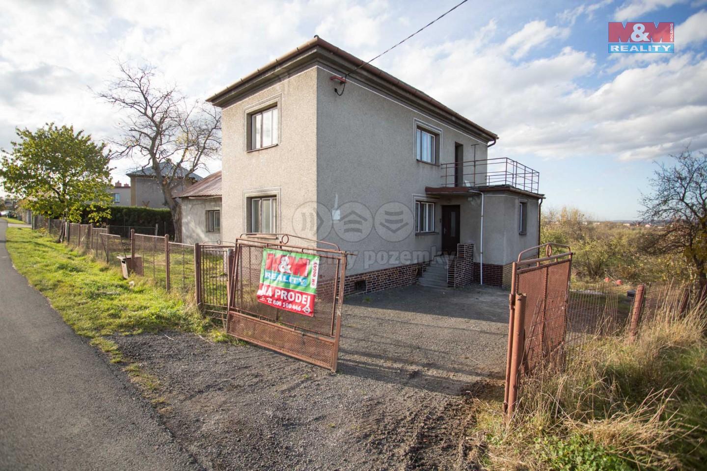 Prodej, rodinný dům 7+1, Orlová