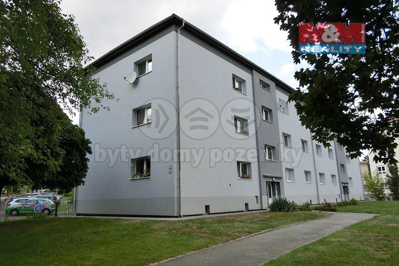 Pronájem, byt 1+KK, 40 m2, OV, Most, ul. Mikoláše Alše
