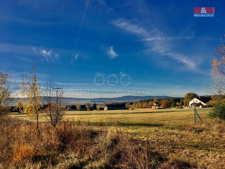 Prodej, pozemek, 9517 m2, Brdy - Zalány