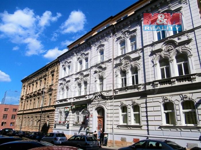 Pronájem, byt 3+1, 103 m2, Plzeň - centrum