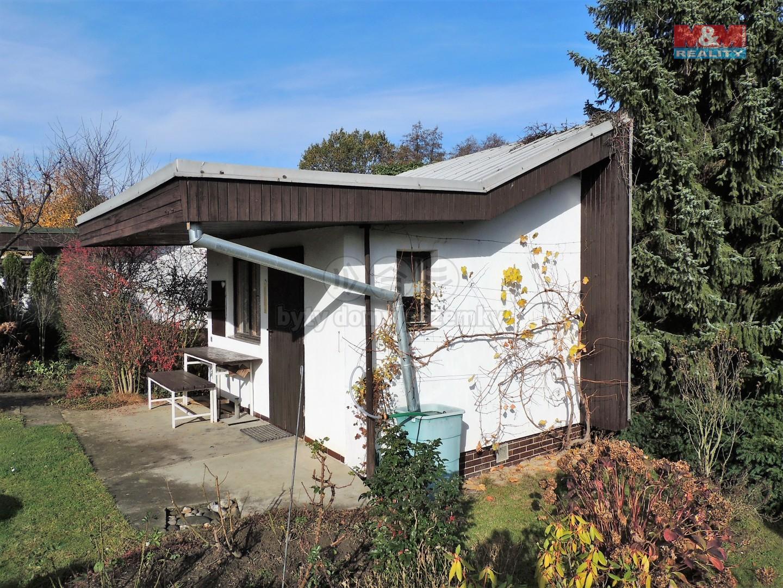 Prodej, chata se zahradou 341 m2, Ostrava - Krásné Pole
