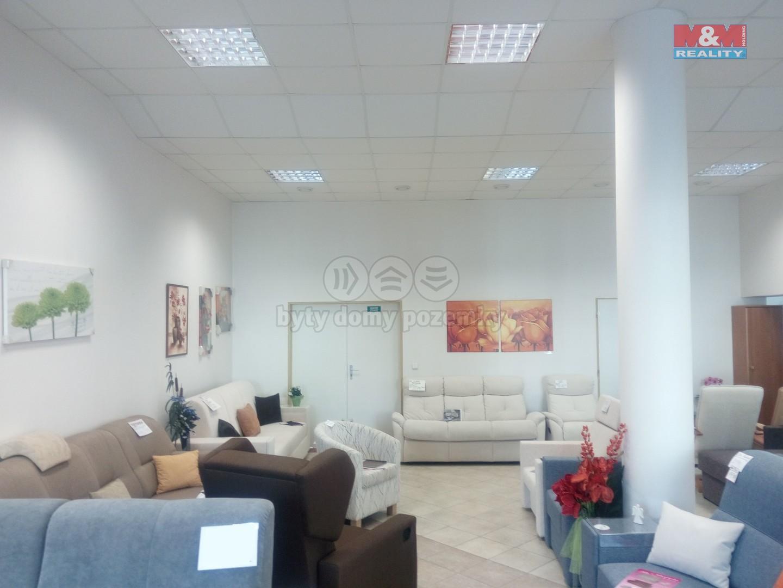 Pronájem, obchodní prostory, 120 m2, Opava, ul. Krnovská