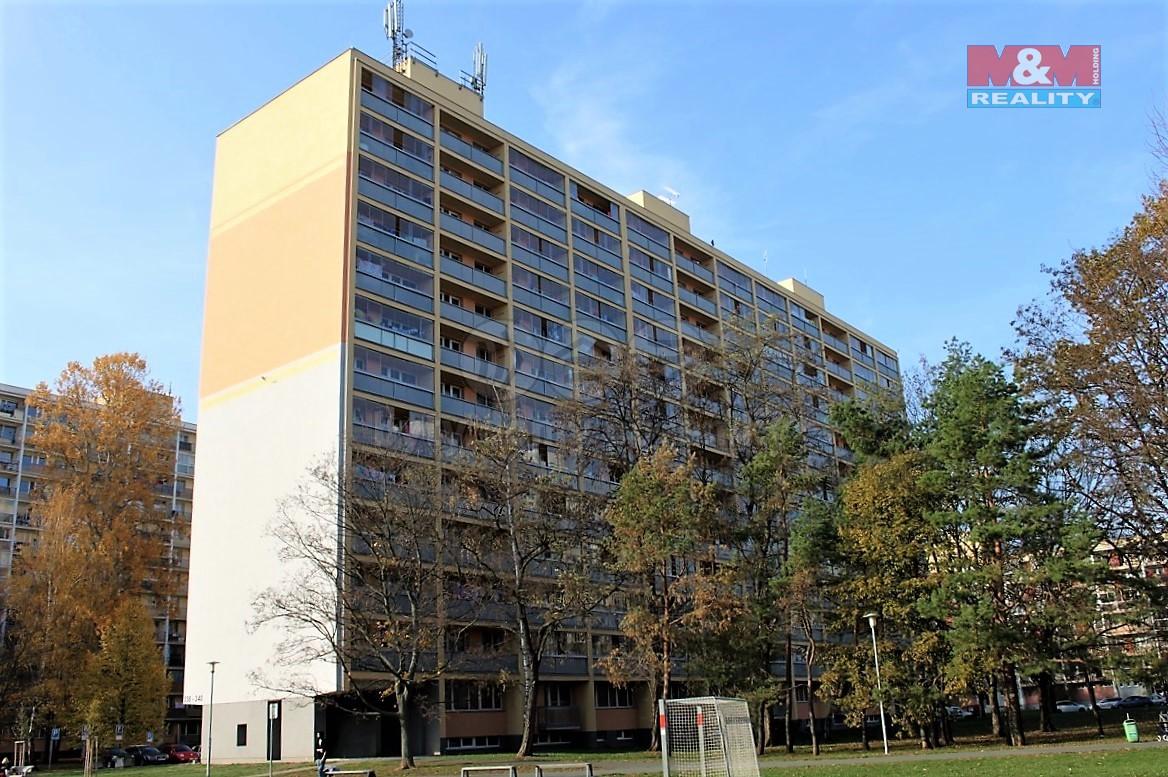 Prodej, byt 1+kk, Pardubice, ul. Družby