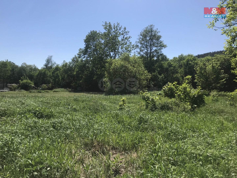 Prodej, stavební pozemek, 1478 m2, Ludkovice