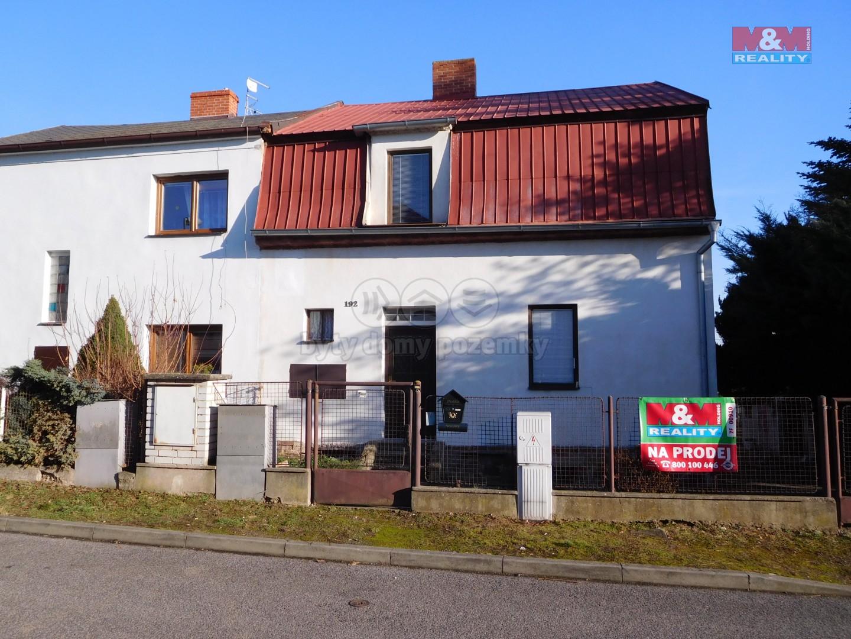 Prodej, rodinný dům 4+1, 156 m2, Malé Žernoseky