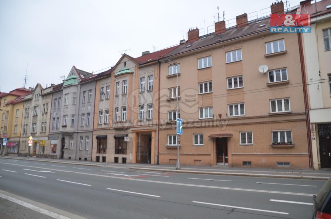 Prodej, byt 3+1, Hradec Králové, ul. Gočárova třída
