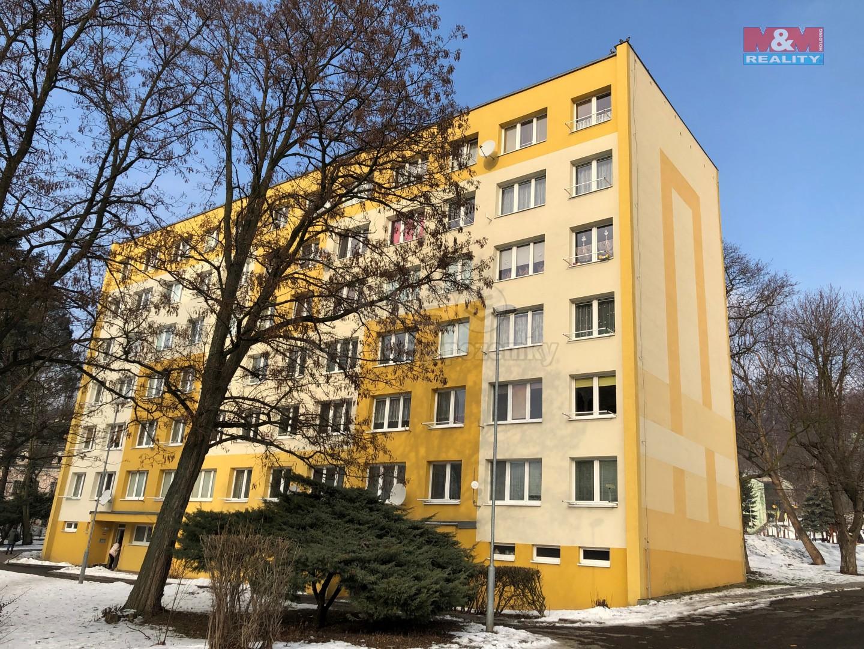 Prodej, byt 1+kk, 27 m2, OV, Litvínov, ul. Tylova