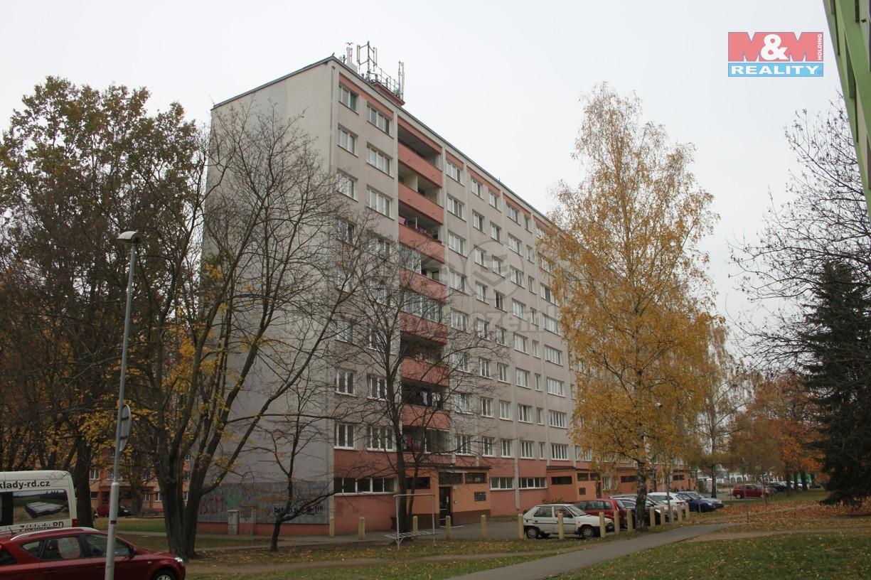 Prodej, byt 1+kk, Pardubice, ul. Mladých