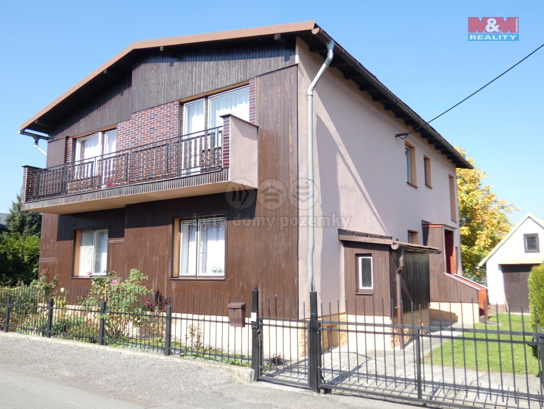 (Prodej, rodinný dům 7+2, 1371 m2, Bohumín - Skřečoň), foto 1/14