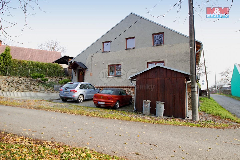 (Prodej, rodinný dům 6+2, 200 m2, Brumovice - Úblo), foto 1/19