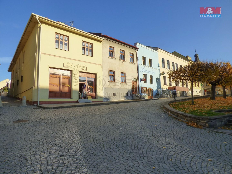 (Prodej, rodinný dům, Brušperk, ul. náměstí J. A. Komenského), foto 1/25