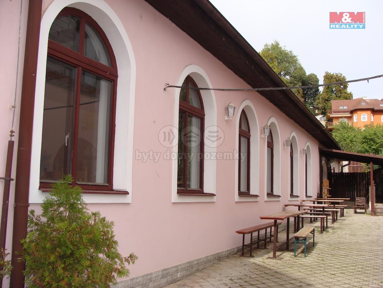 Pronájem, restaurace, Tišnov, ul. Brněnská