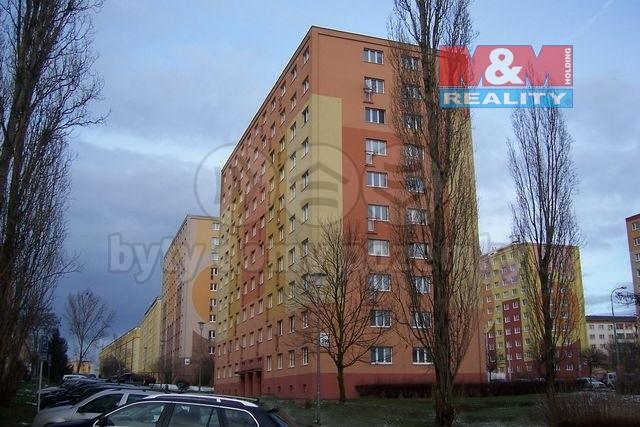 Prodej, byt 1+1, 35 m2, DV, Most, ul. Jaroslava Vrchlického