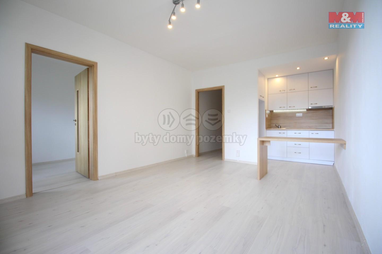 Prodej, byt 2+kk, 40 m2, DV, Jeseník