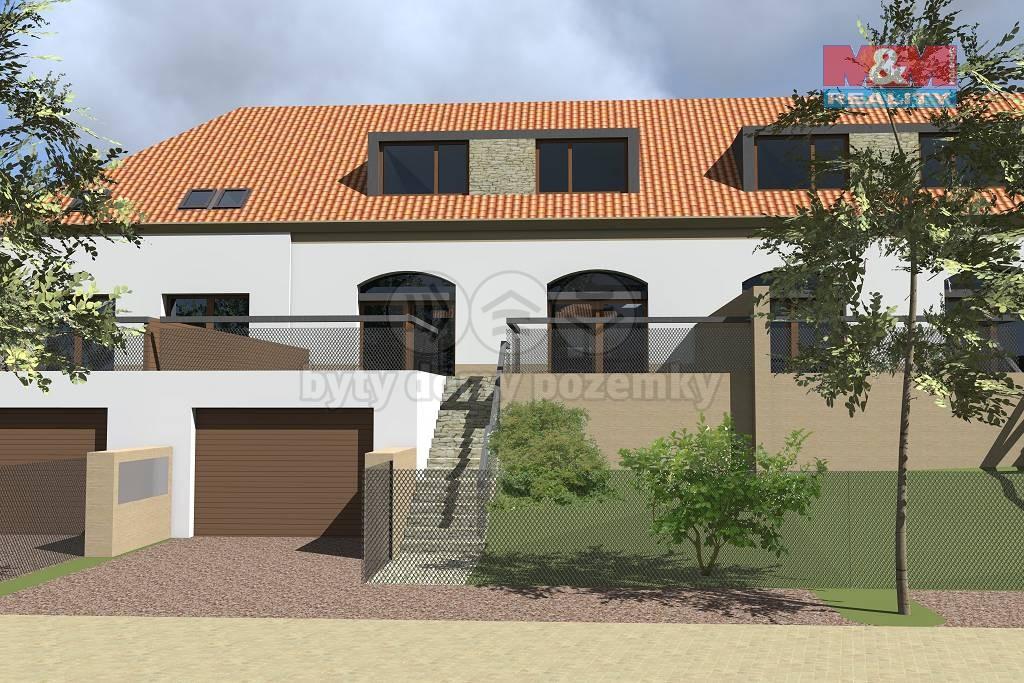 Prodej, rodinný dům 5+kk, 394 m2, Dubany