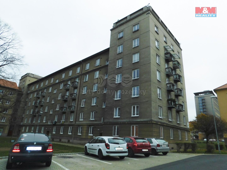 Pronájem, byt 3+1, 80 m2, OV, Most, ulice tř. Budovatelů