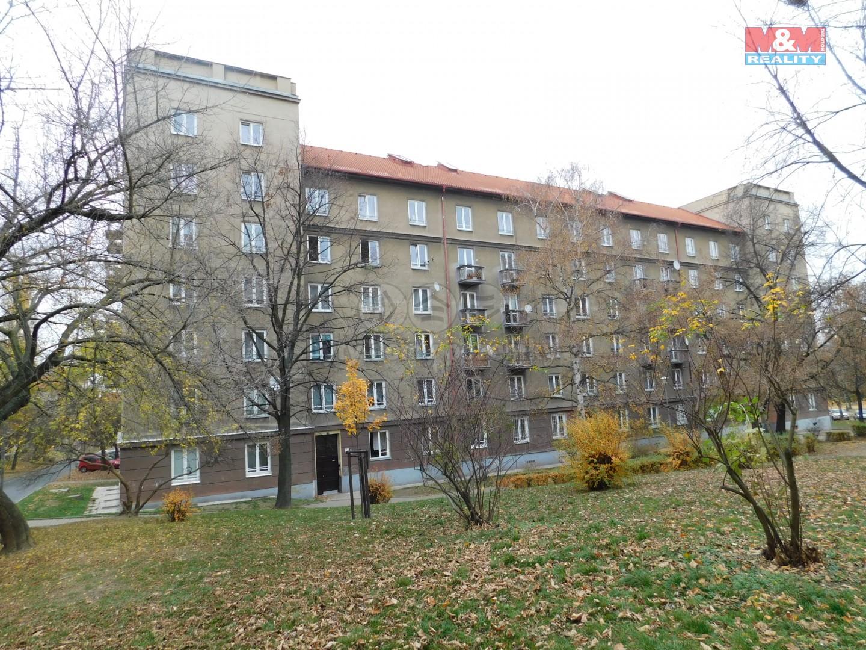 Pronájem, byt 1+1, 38 m2, OV, Most, ulice tř. Budovatelů