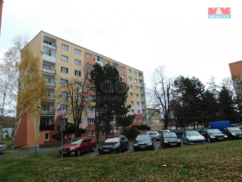 Prodej, byt 2+1, 52 m2, DV, Chomutov, ul. Marie Pujmanové