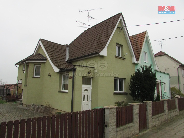 Prodej, rodinný dům 6+2, Jaroměřice nad Rokytnou