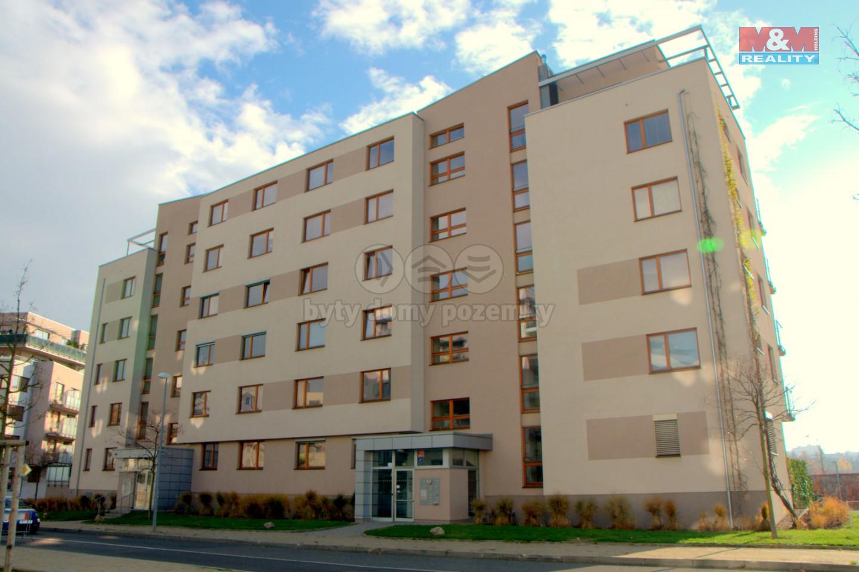 Pronájem, byt 3+kk, Praha 10, ul. Bratislavská