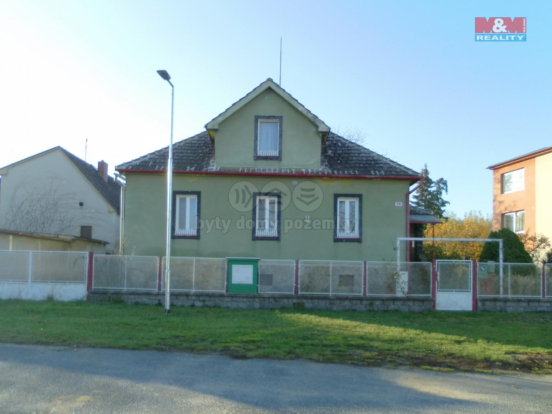 Prodej, rodinný dům 4+kk, 100m2, Nepomuk-Dvorec