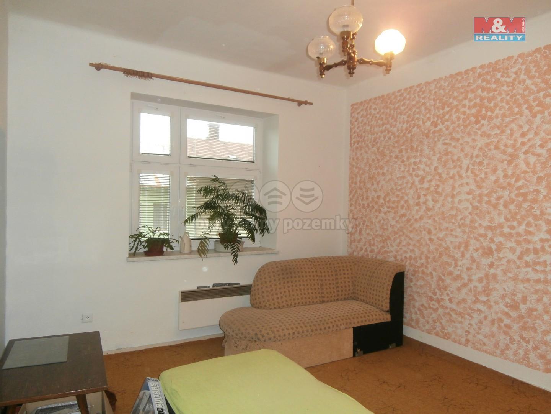 Prodej, byt 2+1, 54 m2, Mírov