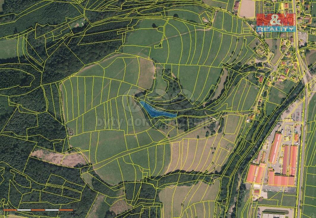 Prodej, les, 2483 m2, Leskovec