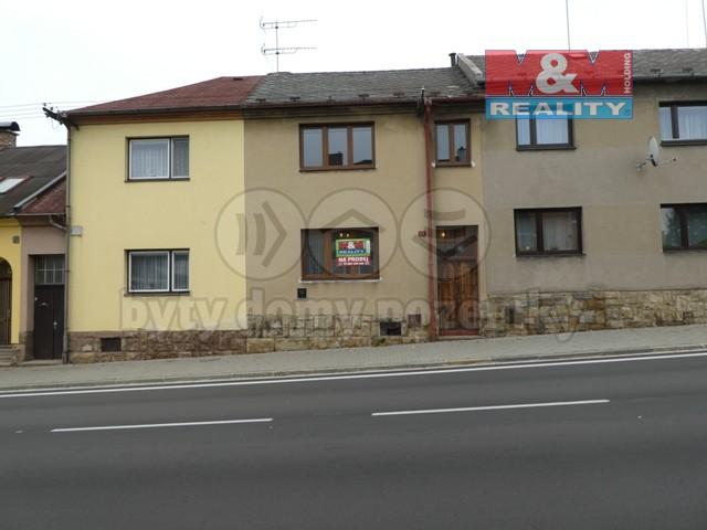 Prodej, rodinný dům, 4+1, 203 m2, Česká Třebová