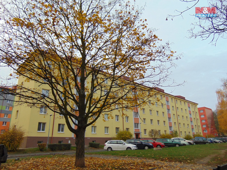 Prodej, byt 2+1, 51 m2, DV, Most, ul. Vítězslava Nezvala