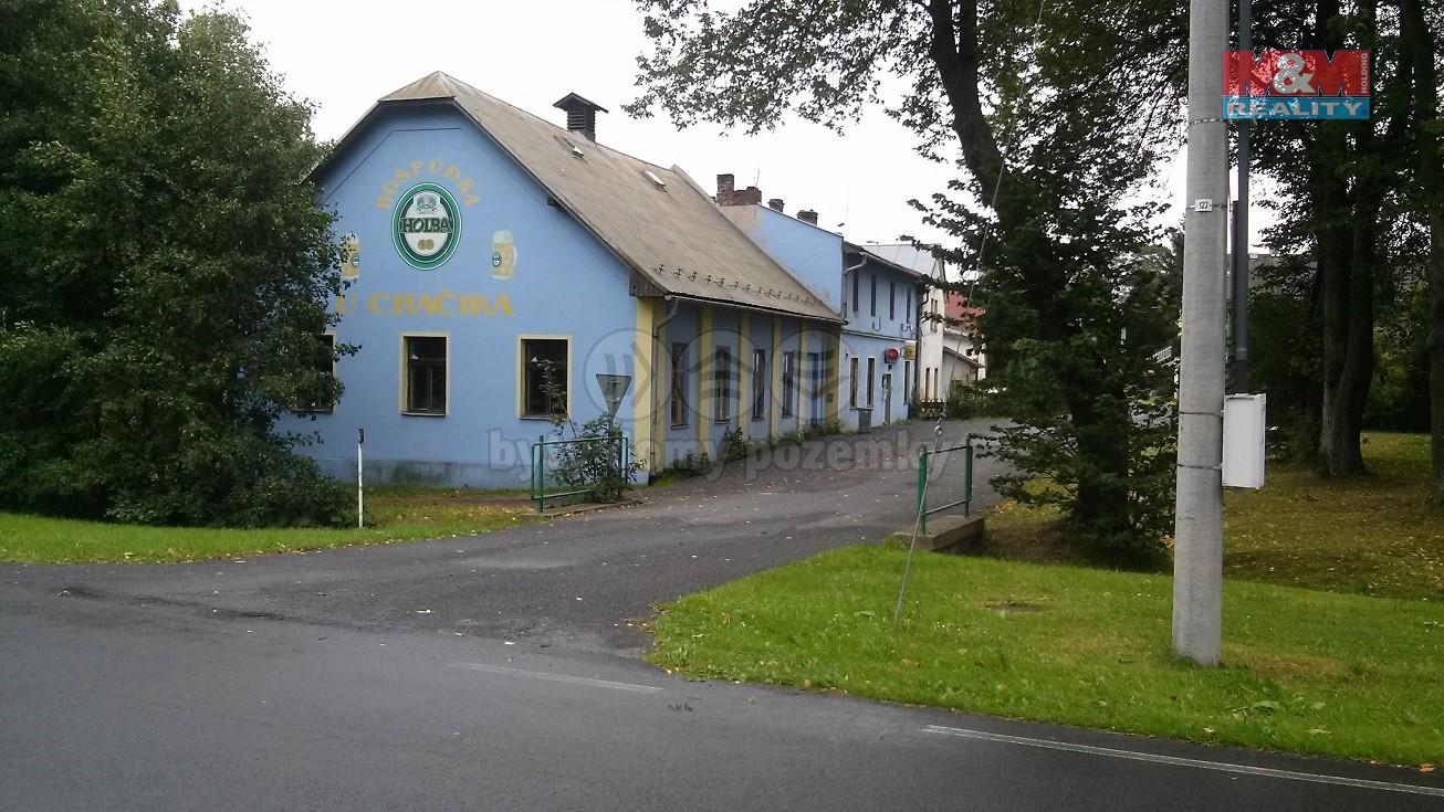 Prodej, rodinný dům, 2046 m2, Dolní Moravice