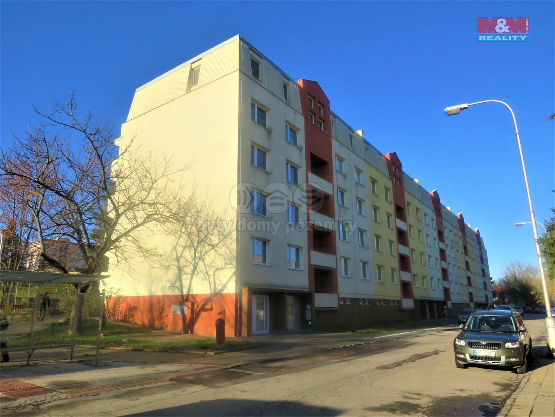 Prodej, byt 1+1, 33 m2, Znojmo, ul. Gagarinova