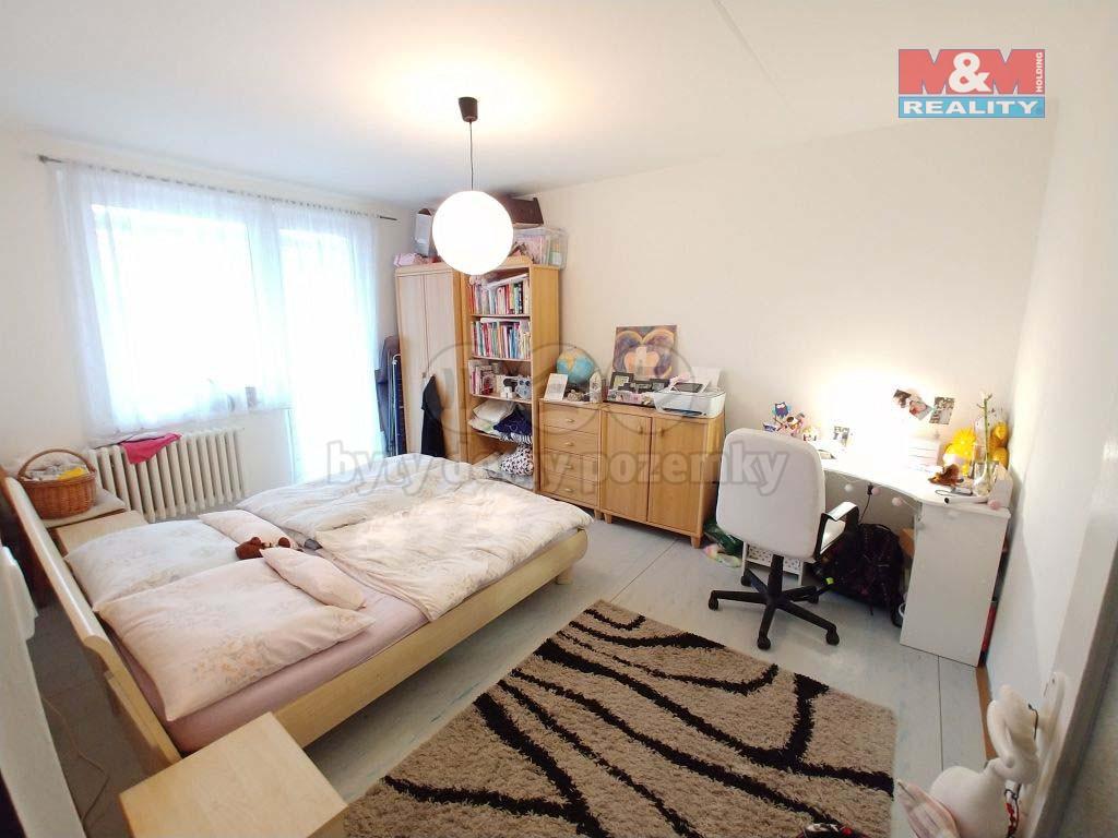 Prodej, byt 3+1, 75 m2, Práče