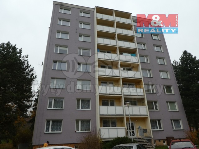Prodej, byt 2+kk, 36 m2, Zábřeh