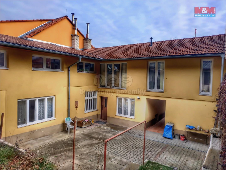 Prodej, rodinný dům, 827 m2, Brno - Maloměřice a Obřany