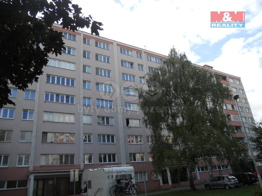 Prodej, byt 1+kk, 29 m2, Pardubice - Polabiny