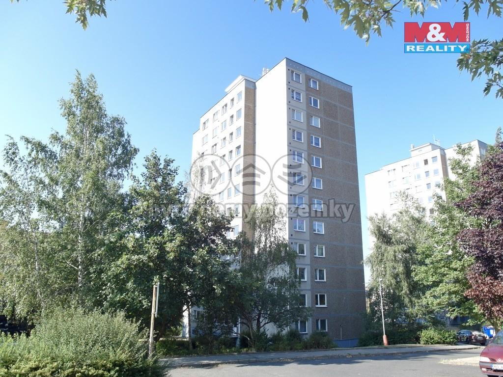Pronájem, byt 2+kk, 45 m2, OV, Ústí nad Labem - Dobětice