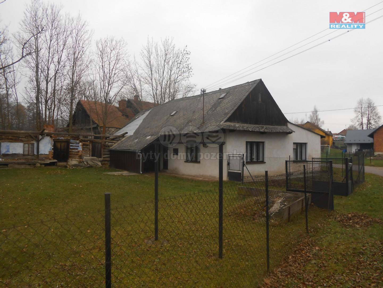Prodej, rodinný dům, 2207 m2, Horní Libchavy