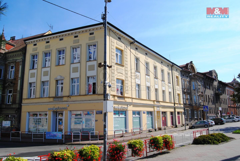 Prodej, nájemní dům, Český Těšín, ul. Nádražní
