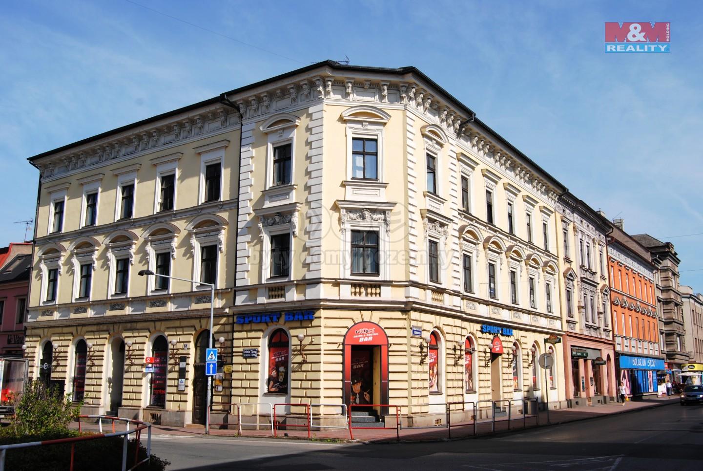 Prodej, nájemní dům, Český Těšín, ul. Sokola Tůmy