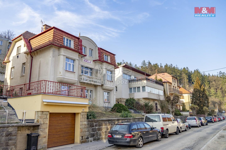 Prodej, bytový dům, Luhačovice