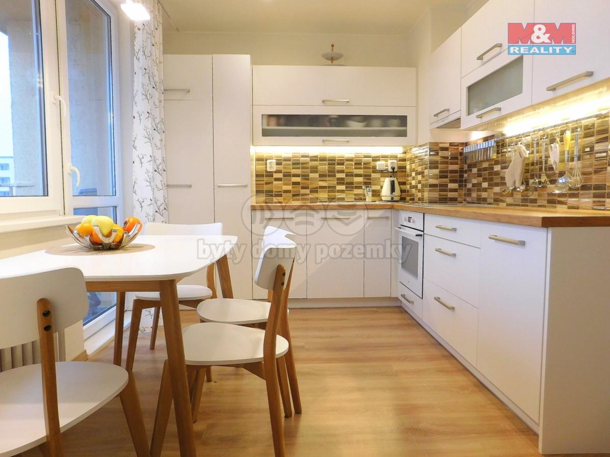 Prodej, byt 3+1, 70 m2, Přerov, ul. Budovatelů