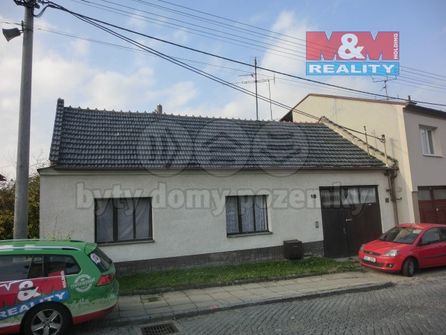 Prodej, rodinný dům, Ořechov