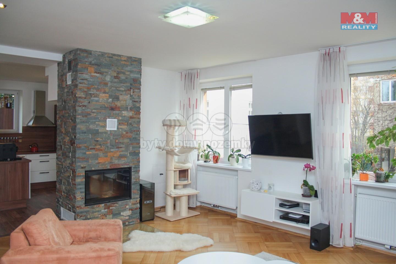 Pronájem, byt 5+1, 158 m2, Opava - Předměstí