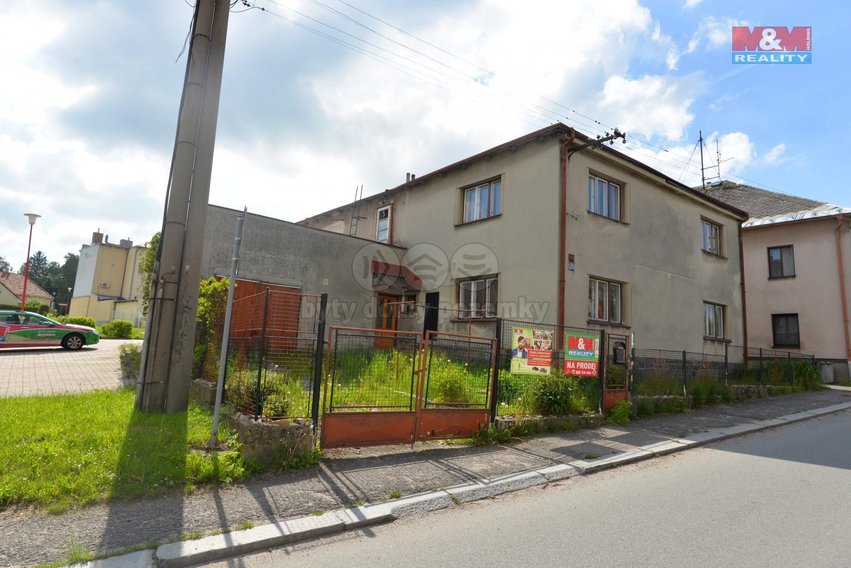 Prodej, rodinný dům 7+2, Hlinsko