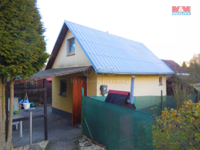Prodej, chata, 26 m2, Cheb, Podhrad