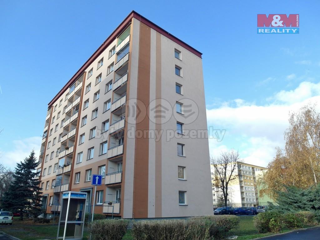 Prodej, byt 2+1, 68 m2, OV, Teplice, ul. Josefa Ressla