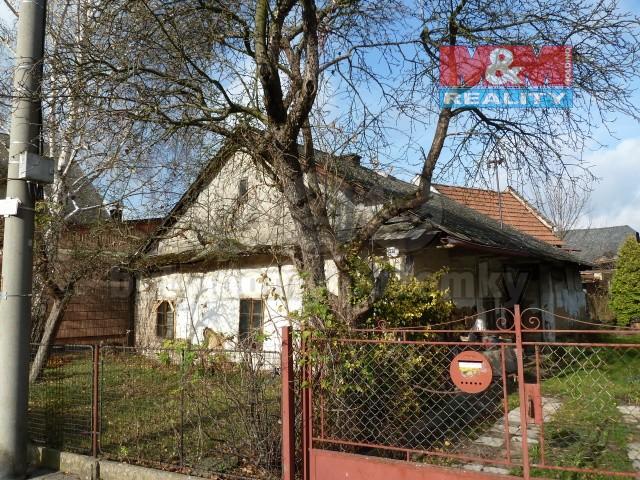 Prodej, rodinný dům 2+1, 366 m2, Ústí nad Orlicí