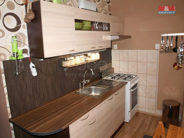 Prodej, byt 2+1, 48 m2, OV, Krnov, ul. I. P. Pavlova