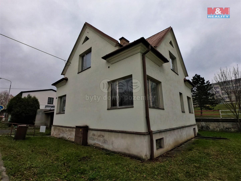 Prodej, rodinný dům 4+1, 300 m2, Ostrava - Výškovice