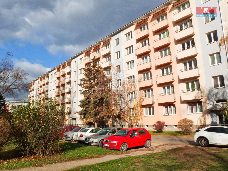 Prodej, byt 2+1, Brno, ul. Bakalovo nábřeží
